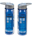 Dr. Who Tritan 18oz. Straw Water Bottle